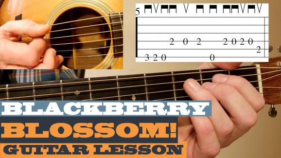 blackberry-blossom-guitar-lesson