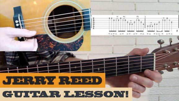 Guitar Video Lessons - Intermediate & Advanced | Brandon